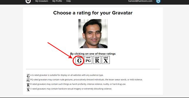 Avatar Rating