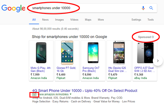 google-smartphone-search